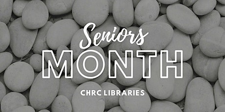 Seniors Month Activities and Information Session tickets