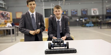 University Technical College Norfolk Year 10 Open Evening Session B tickets