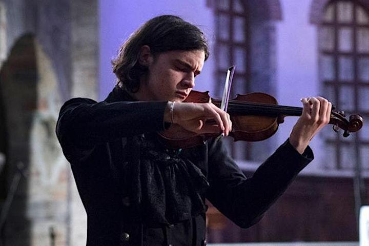 Immagine Teofil Milenkovic in concerto a Lavis