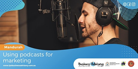 Using podcasts for marketing tickets