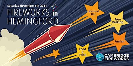 Fireworks in Hemingford tickets