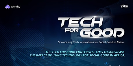 Tech for Good tickets