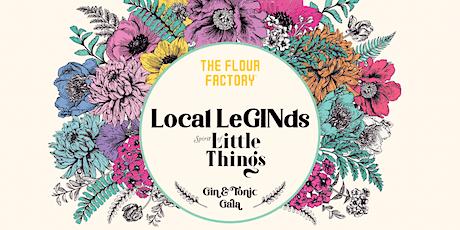 Gin & Tonic Gala | Local LeGINds Masterclass w/ Spirit of Little Things tickets