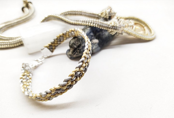 Pro Series: Jewellery Design (Kumihimo Workshop) | library@orchard image
