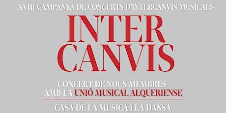 Concert de Nous Membres UMA entradas