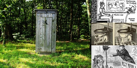 'The Real History of Toilets' Webinar tickets