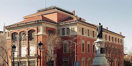 Visita guiada a la Real Academia Española entradas