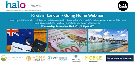 Kiwis in London - Going Home tickets