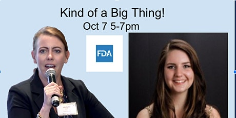 Innovation in Health - The FDA is Kind of a Big Thing tickets