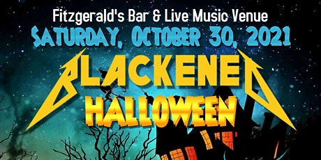 A Blackened Halloween with Tributes to Metallica & Black Sabbath tickets