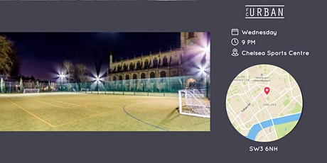 FC Urban LDN Wed 22 Sep Match 2 tickets