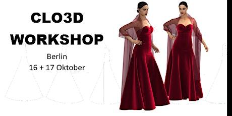 CLO 3D Workshop für Anfänger tickets