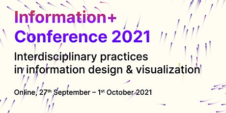 Information+ Conference 2021 tickets