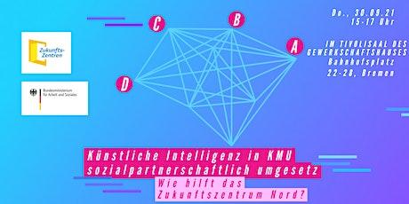 Künstliche Intelligenz in KMU sozialpartnerschaftlich umgesetzt Tickets