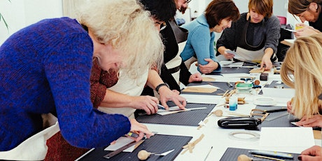 Leather Course - An initiation in leather working tickets