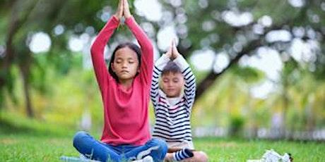 Children's Yoga (ages 7+) tickets