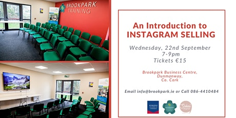 Introduction to Instagram Selling  for Business Owners with Sharon Creedon tickets
