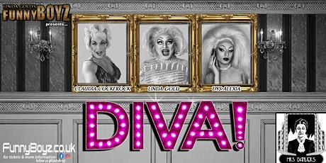 FUNNYBOYZ LIVERPOOL presents DIVAS @ MRS DANVERS CAFE tickets