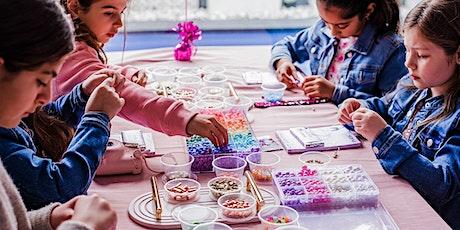 School holiday jewellery making workshop! tickets
