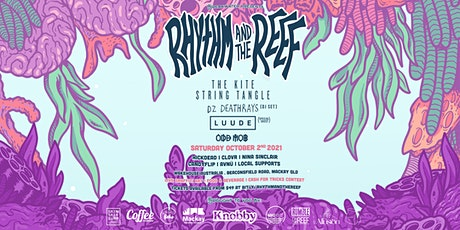 Rhythm & The Reef 2021 tickets