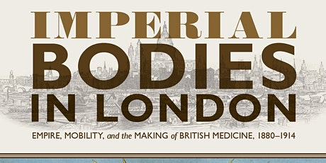 Book Launch: Imperial Bodies in London tickets