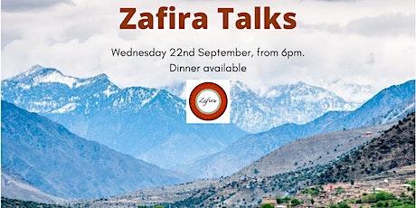 Zafira Talks: History of Afghanistan tickets
