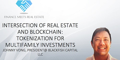 Intersection of Real Estate and Blockchain: Tokenization for Multifamily tickets