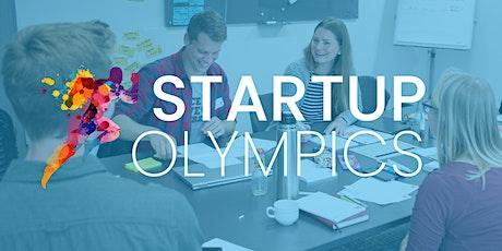 Startup Olympics Vol. 3 - Dein Startup an einem Wochenende Tickets