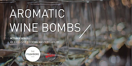 Exclusive Wine Masterclass - October series - Aromatic Bombs tickets