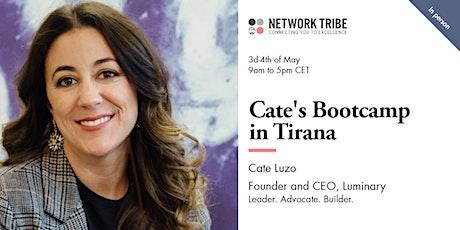Cate's Bootcamp in Tirana tickets