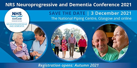 Neuro-Progressive and Dementia Network - Strategy  Launch tickets