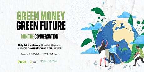 Green Money : Green Future - Join the conversation tickets