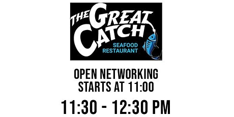 Upper Tampa Bay, Oldsmar Professional Business Networking The Great Catch tickets