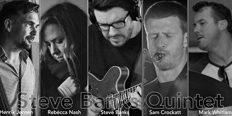 Livestream of  The Steve Banks Quintet tickets