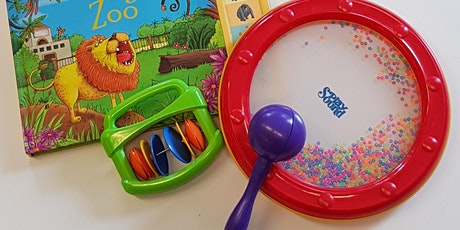Baby AND toddler Rhyme Time at Salisbury Library tickets