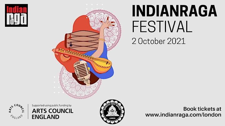 IndianRaga Festival 2021 image