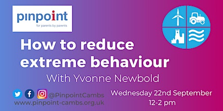 Yvonne Newbold - How to reduce extreme behaviour tickets
