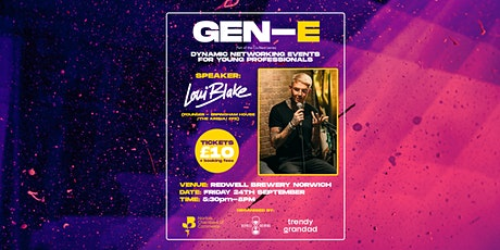 Gen-E Young Professionals Networking Event tickets