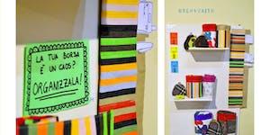 Fiera Kreativ - Corso organizzatore per borsa + kit