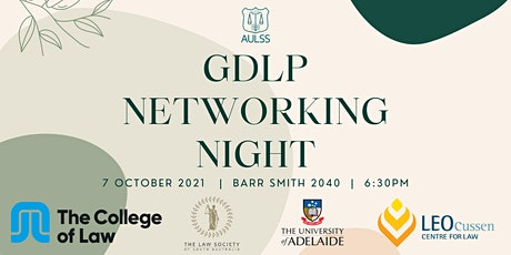GDLP Networking Night tickets