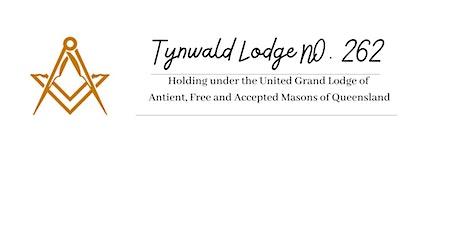 Tynwald Lodge Installation Meeting tickets