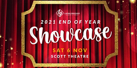 2021 Latino Grooves End Of Year Showcase tickets