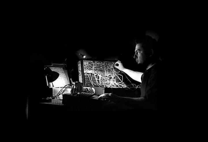 "Imagen de Estudi obert amb Julio César Palacio: ""Music for Rubber Tape"""