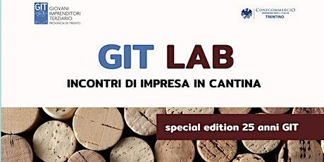 GIT LAB: 25 anni del GIT: storie di giovani imprenditori resilienti biglietti
