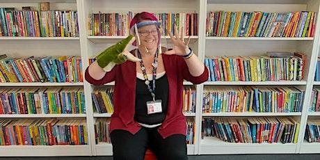 Rhymetime at Aldershot Library tickets