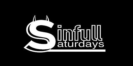 Sinfull Saturdays  With Adriel Calaway tickets