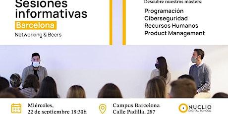 Sesiones Informativas  sobre el sector tech entradas
