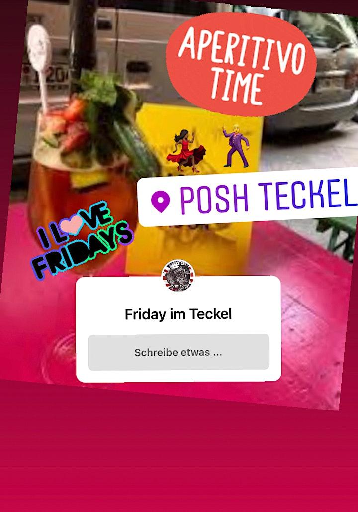 Teckel Friday-AperitivoNight: Bild