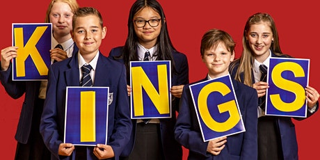 Kings College Open Mornings - Tuesday 28th & Wednesday 29th September tickets