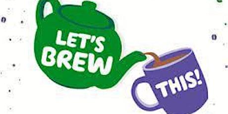 MacMillan Coffee Morning Bake Along tickets